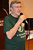 Tom Kees, WVBA Interim Program Chairperson--Photo by Aretha Kees